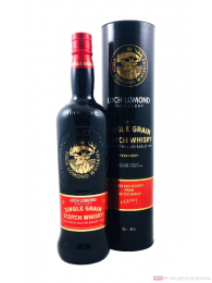 Loch Lomond Single Grain Scotch Whisky 0,7l