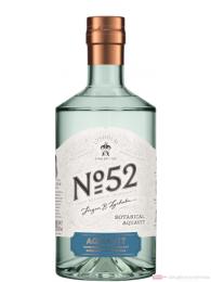 Lysholm No 52 Botanisk Aquavit 40% 0,7l Flasche