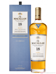 The Macallan 18 Years Triple Cask
