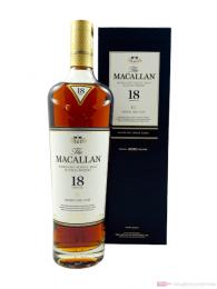 The Macallan Sherry Oak 18 Years Single Malt Scotch Whisky 0,7l
