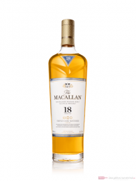 The Macallan 18 Years Triple Cask Matured Whisky 0,7l