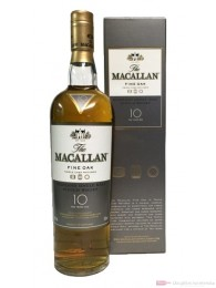 The Macallan Fine Oak 10 Years Single Malt Scotch Whisky 0,7l