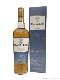 The Macallan Fine Oak 12 years Single Malt Whisky 0,7l