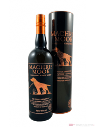 The Arran Machire Moor Peated 0,7l