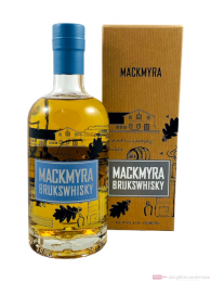 Mackmyra Brukswhisky Swedish Single Malt Whisky 0,7l