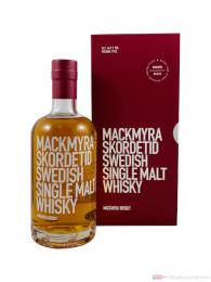 Mackmyra Skördetid Swedish Single Malt Whisky 0,7l