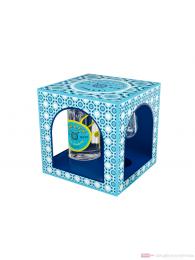 Malfy Gin Con Limone in Geschenkverpackung mit Glas 0,7l