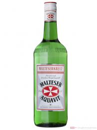 Malteserkreuz Aquavit 1,0l