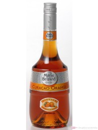 Marie Brizard Curacao Orange Likör 30% 0,7 l Flasche