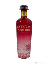 Mermaid Pink Gin Small Batch 0,7l