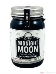 Midnight Moon Moonshine Blueberry 0,35l