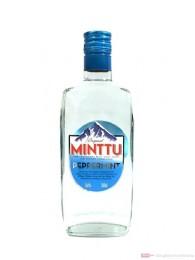 Minttu Peppermint Pfefferminz Likör 50% 0,5l