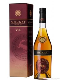 Monnet VS The Genuine Monnet Cognac 0,7l