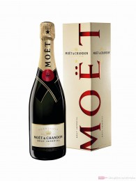 Moet & Chandon Brut Impérial Champagner GP 12% 0,75l Flasche