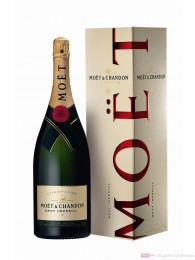 Moet & Chandon Champagner in GP 1,5l Magnum Flasche
