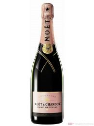 Moet & Chandon Champagner Brut Impérial Rosé 12% 0,75l Flasche