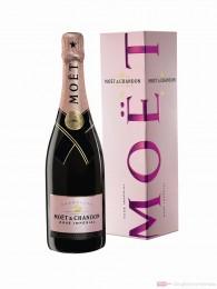 Moet & Chandon Rosé Champagner in Geschenkverpackung 0,75l