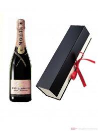 Moet & Chandon Brut Rosé Champagner Geschenkfaltschachtel 0,75l