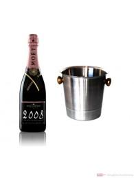 Moet & Chandon Champagner Vintage Rosé Kühler 0,75 l