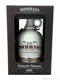 Mombasa Club Colonels Reserve London Dry Gin 0,7l