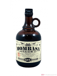 Mombasa Club London Dry Premium Gin 0,7l
