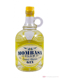 Mombasa Club Lemon Edition London Dry Premium Gin 0,7l