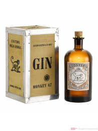 Monkey 47 Distillers Cut 2016 Gin 0,5l Flasche