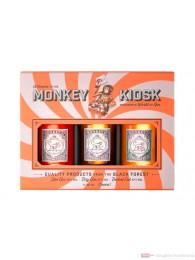 Monkey Kiosk Set 3-0,05l Flasche