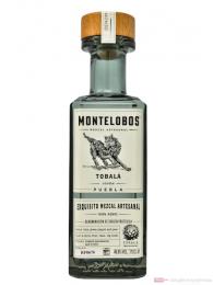 Montelobos Tobalá Mezcal 0,7l