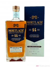 Mortlach 14 Years Single Malt Scotch Whisky 0,7l