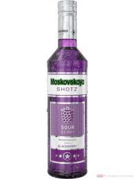 Moskovskaya Shotz Sour Berry Likör 0,5l