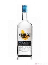 Mount Gay Eclipse Silver Barbados Rum 0,7l