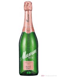 Mumm Rosé Dry Sekt 6-0,75 l