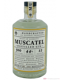 Muscatel Distilled Gin 0,5l