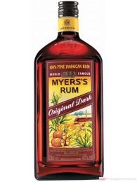 Myers's Rum 40% vol. Ron 1,0l Flasche