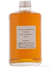 Nikka From the Barrel Japanees Whisky 51,4% 0,5l Flasche