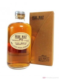 Nikka Pure Malt Black Japanese Whisky 0,5l