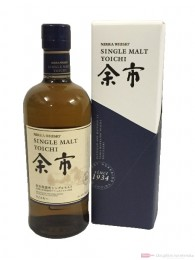 Nikka Yoichi Japanese Single Malt Whisky 0,7l