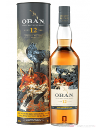 Oban 12 Years Special Release 2021 Single Malt Scotch Whisky 0,7l