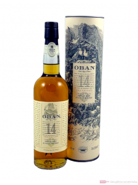 Oban 14 years Single Malt Scotch Whisky 0,2l