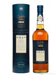 Oban Distillers Edition 2018/2004