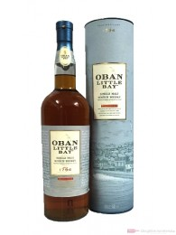 Oban Little Bay Small Cask Single Malt Scotch Whisky 1,0l