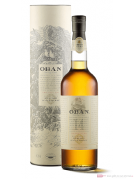 Oban 14 years Single Malt Scotch Whisky 0,7l