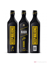 Johnnie Walker Black Label 200th Anniversary Icon
