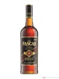 Old Pascas Ron Negro Rum 1,0l