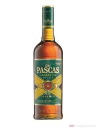 Old Pascas Jamaica Rum 0,7 l