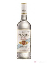 Old Pascas Ron Blanco 1,0 l