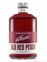 Vallendar Old Red Peach Spirituose 0,5l
