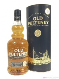 Old Pulteney 17 Years Single Malt Scotch Whisky 0,7l