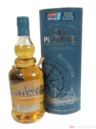 Old Pulteney Navigator Limited Edition Single Malt Scotch Whisky 0,7l